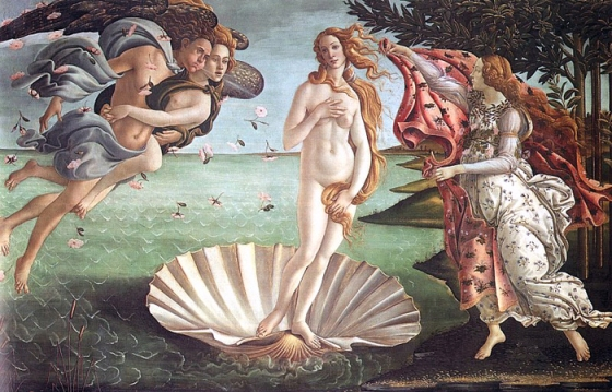 Boticelli-Venus