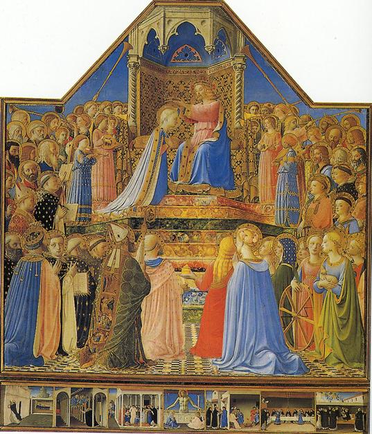 Incoronarea Fecioarei Maria