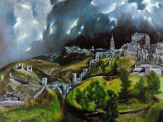 Vedere din Toledo