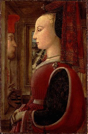 Lippi portret dublu