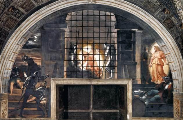 Eliberarea Sfantului Petru